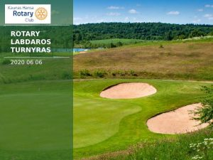 Rotary Charity Tournament