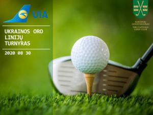 Ukrainian Airlines Golf Tournament