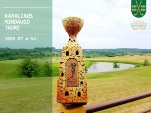 King Mindaugas golf Cup
