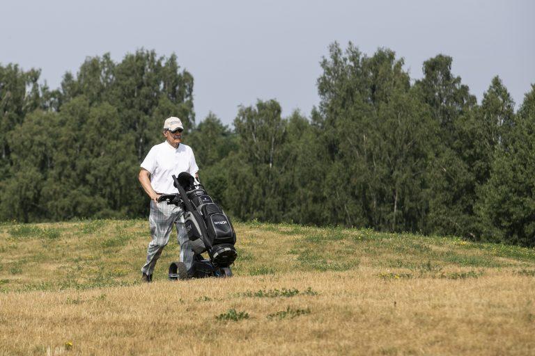 Golfo turnyras. Vievio rajonas, 2021-07-17. (Paulius Peleckis/Fotobankas).