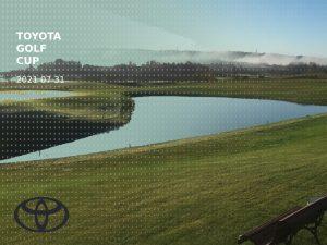 Toyota golf tournament