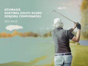 Atvirasis Sostinių golfo klubo senjorų čempionatas