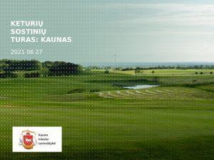 Keturių sostinių turas: Kaunas