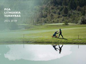 PGA Lithuania turnyras