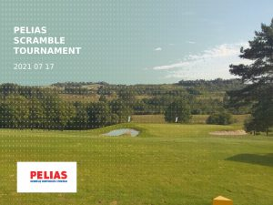 Pelias scramble tournament
