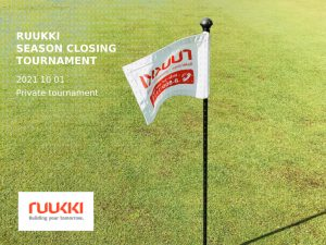 Ruukki season closing tournament