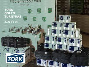 Tork golfo turnyras