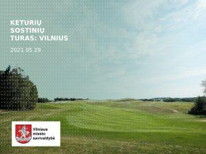 Keturių sostinių turas: Vilnius